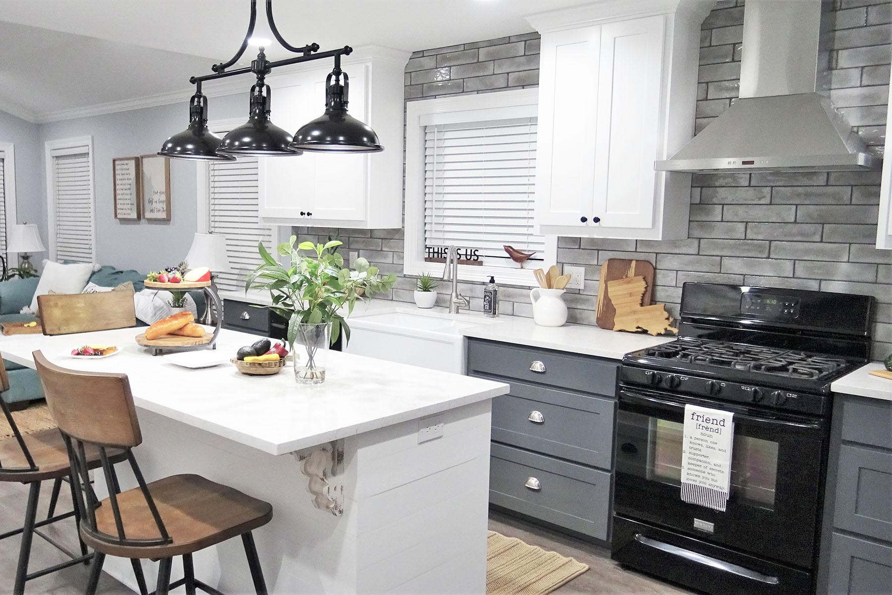 Bayou Kitchen Remodel