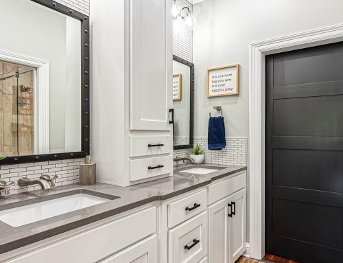 Jack and Jack Bathroom Remodel