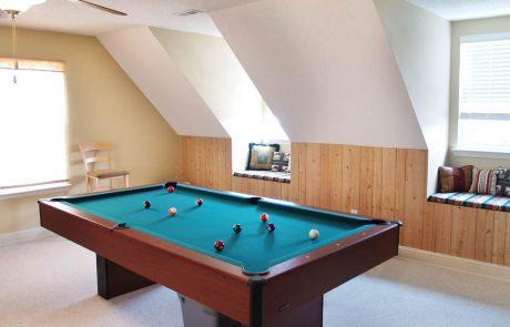 Bonus Room Pool Table