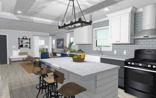 Home Design Renderings