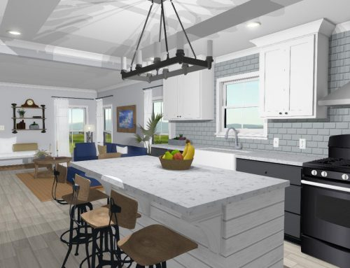Home Design Renderings Help Visualize Remodels