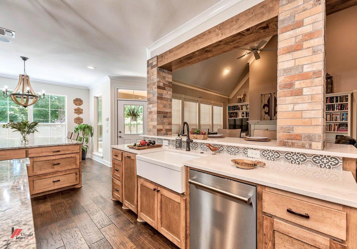 Kitchen Remodeling - Tuscany