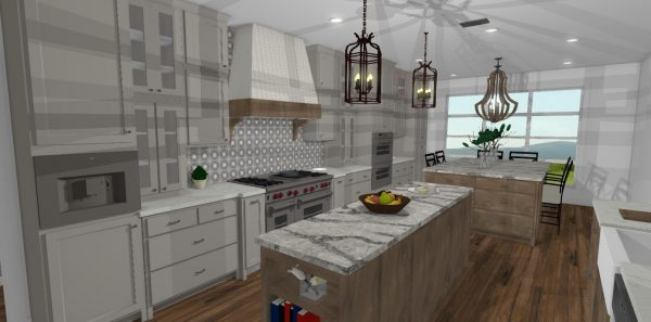 Our Process Includes Creating Renderings