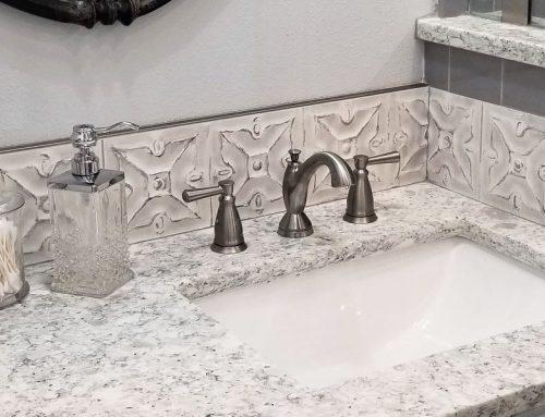 Cherry Ridge Master Bathroom Remodel