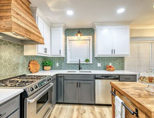 Glamping Inspired Kitchen Remodel