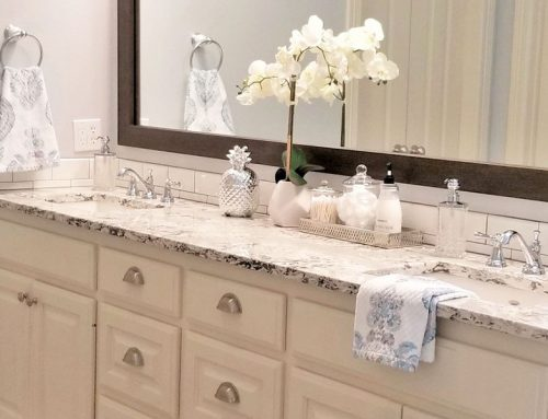 Lucky Estates Master Bathroom Remodel