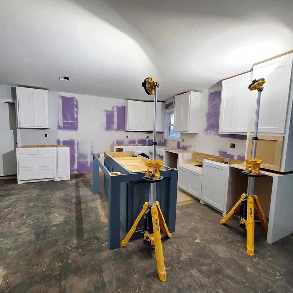 Tuscan Kitchen Remodel